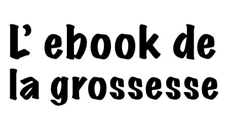 L'ebook de la Grossesse - Séverine Jacinto